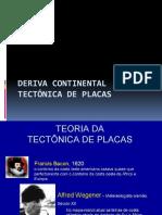 GEOENG - Tectônica de Placas