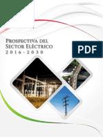 Prospectiva Del Sector El Ctrico 2016-2030