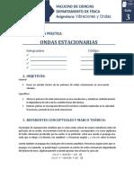 Guía 2- Ondas Estacionarias