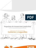 Manual de Innovaciones de Producción Animal en el Chaco Boliviano