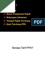 Materi PPN - 2