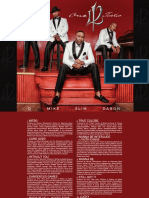 Digital Booklet - Q Mike Slim Daron