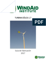 Fabricación de Turbinas Eólicas