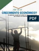 Hacia Donde Va El Crecimiento Economico