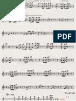 Como Quien Pierde Una Estrella- Violines
