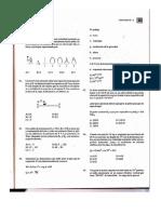 Examen de admision UNI 93-2 (FÍSICA)