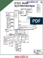 HP Pavilion 15-n249sl DA0U83MB6E0 Schematic