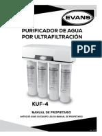 MP KUF 4 UltraFiltracion