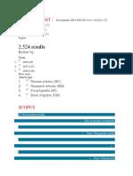 Bases de Datos Resultados de Busqueda NUEVO
