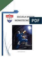 Cuadernillo de Soldadura 2018