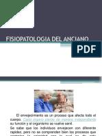 Fisiopatologia Del Anciano