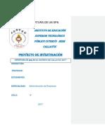 Proyecto Ddenilson Yosi &&