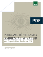 Manual de Implementación Protocolo Radiacion Uv Solar