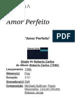 Amor Perfeito – Wikipédia, A Enciclopédia Livre