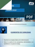Ppt Administración CAB 2014