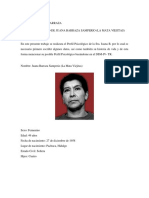 Biografia Juana Barraza