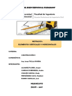 Informe Final - Contruccion II