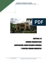 8 Reglamento - Normas Urbanisticas Tarma
