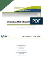Urgencias Médico Quirúrgicas