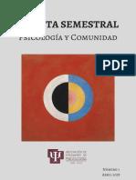 Revista Semestral Abril 2018