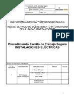 Pet de Instalaciones Electricas