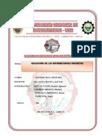 Estadistica -Facultad de Ingeniería de Minas