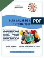 Plan Tutorial de Aula 2018