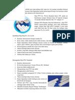 Spesifikasi Pipa PVC Type AW Revisi 1