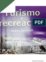 Turismo y Recreacion Andres Ziperovich
