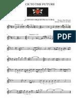 De volta para o futuro - trompete