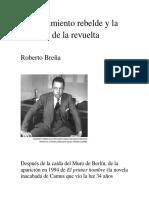 Camus-El Pensamiento Rebelde y La Hegemonía Liberal_Roberto Breña