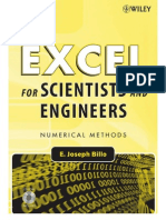 E. Joseph Billo - Excel for Scientists and Engineers - Numerical Methods-2007