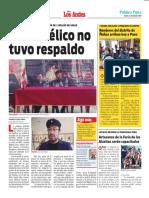 Diario Los Andes Puno Peru