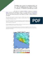 Terremoto de Mexico 85 CORREGIR