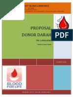 Donor Maret 2018