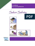 Salon Safety OER