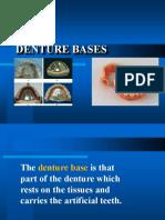 Denture Bases