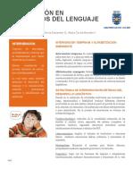 Resumen Estrategias Intervención Trastornos Primarios
