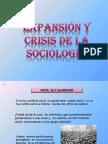 Expansion y Crisis de La Sociologia