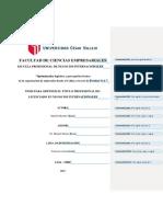 Modelo de Tesis (Adaptar a ISO)