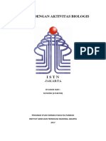 Struktur Dengan Aktivitas Biologis