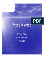 20. Anxiety Disorders Revised 2009 12 24[1]