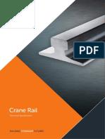 Crane Rail Technical Specification