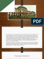 Diapositivas de La Arquitectura Rococo