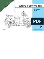 Katalog Suku Cadang Honda Vario Techno 125 2