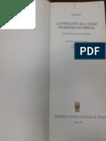 Mario Pani  y Enrique del Moral; La Construcción de la ciudad universitaria del Pedregal.