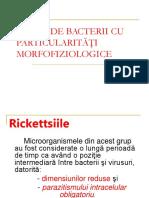 Curs 10 Bacterii Cu Particularități