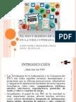 El Uso y Manejo de Las Tic's en CASA