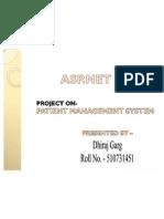 37155247 Mca Project Final