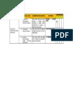 Matriz Competencia Del Area Sanfra
